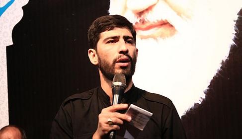 مداحی «سلام ماه خدا» با نوای حاج مسعود پیرایش