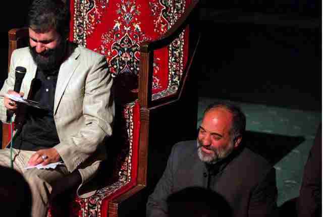 كربلايي نريمان پناهي شب دوازدهم رمضان 94