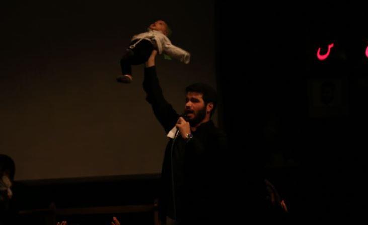 متن روضه شهادت حضرت علی اصغر علیه السلام محرم93-حاج میثم مطیعی