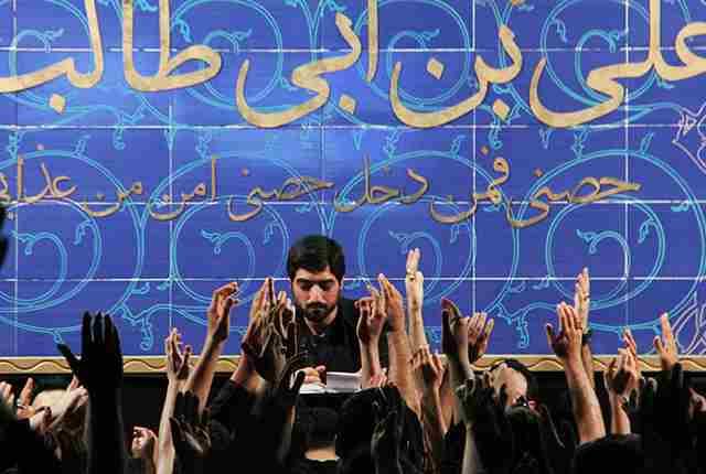 حاج سید مجید بنی فاطمه شب ۲۱ رمضان ۹۴