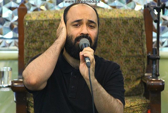 حاج عبدالرضا هلالی سالروز تخریب بقیع هیئت الرضا 94