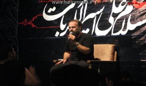 حاج محمد کمیل شب دوم محرم الحرام 92 مکتب المهدی