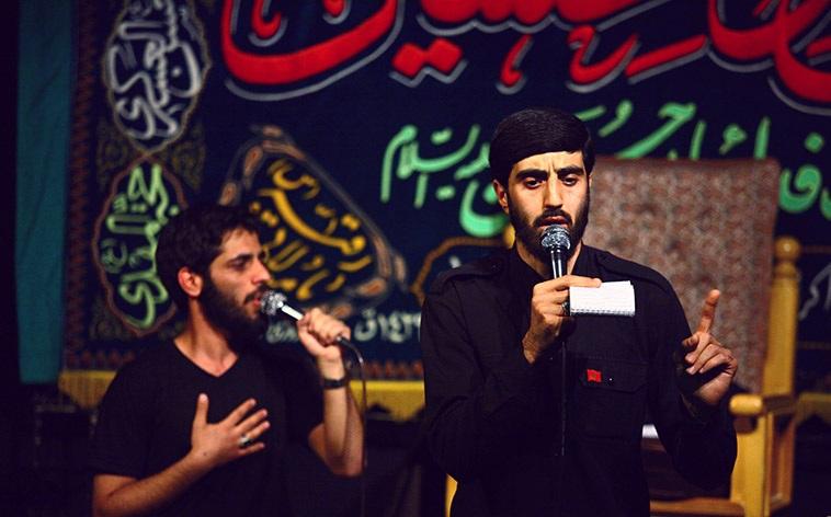 شب 26 تا 30 ماه رمضان کربلایی سید رضا نریمانی