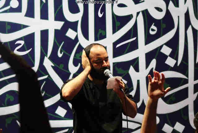 حاج عبدالرضا هلالی - هفتگی  - روضه شام