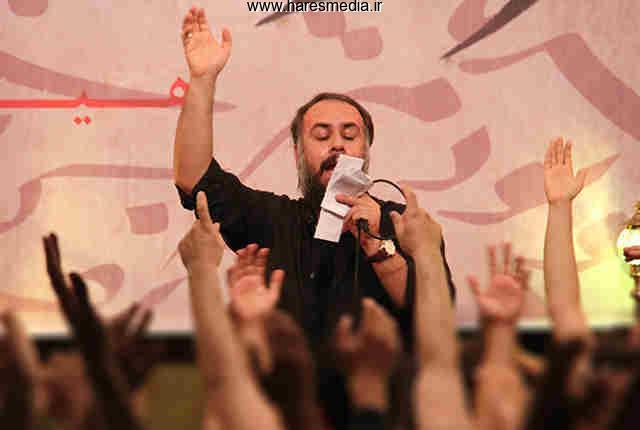 حاج محمد کمیل شهادت حضرت حمزه و وفات حضرت عبدالعظیم ۹۴