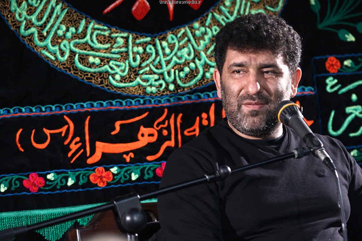 حاج سعید حدادیان شهادت حضرت حمزه و حضرت عبد العظیم 94