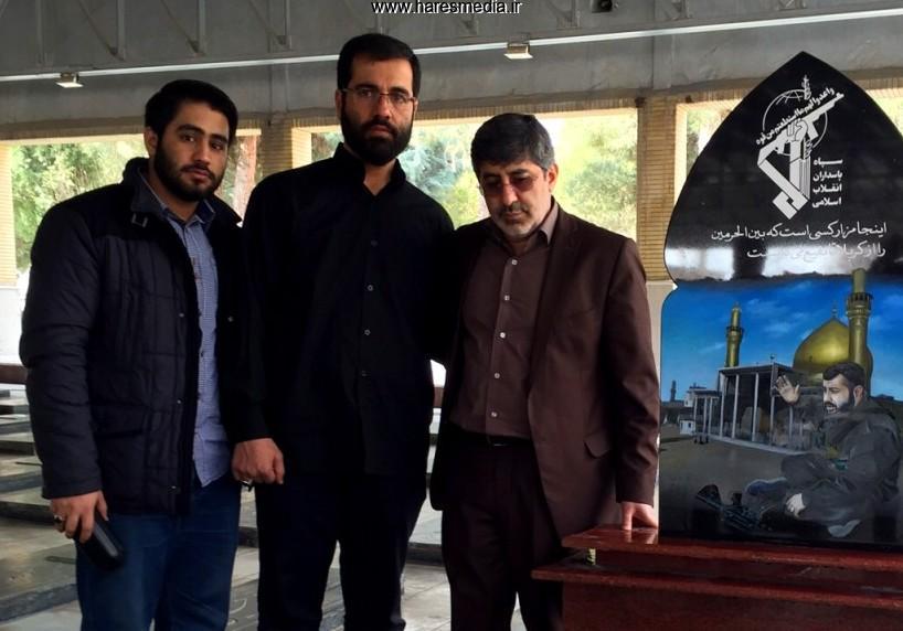 حاج حسین سیب سرخی تخریب ائمه بقیع 94