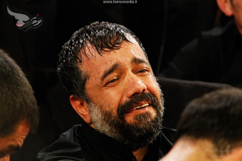 حاج محمود کریمی شب شهادت امام صادق (ع) 1394 - چیذر