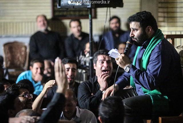 حاج مهدی میرداماد ظهر شهادت امام صادق 94