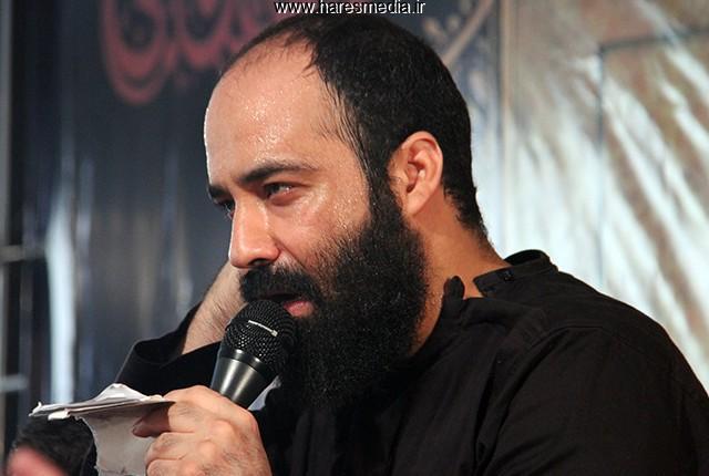 حاج عبدالرضا هلالی شام شهادت امام صادق 94