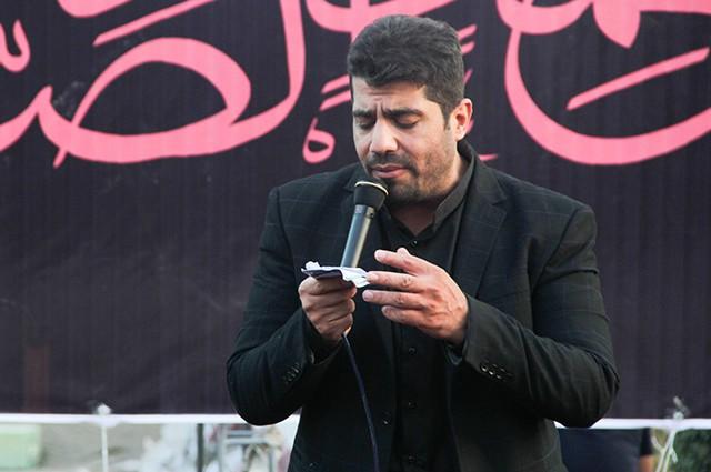 حاج روح الله بهمنی شام شهادت امام صادق 94