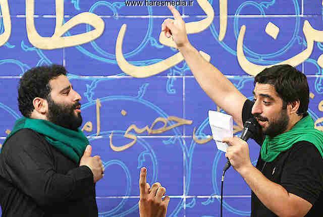 مداحي تصويري شهادت امام علي سيد مهدي ميرداماد
