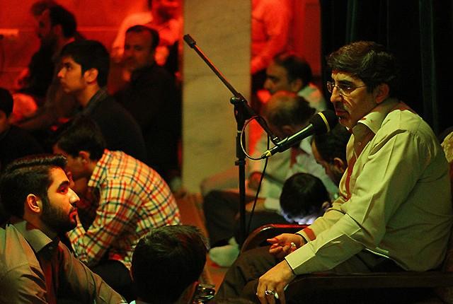 حاج محمد رضا طاهری شب شهادت امام صادق 94