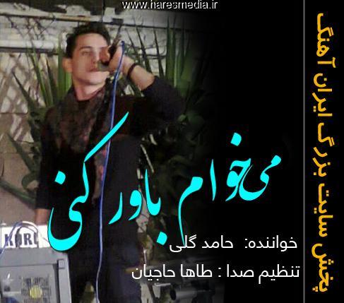 دانلود آهنگ فارسی میخوام باور کنی از حامد گلی