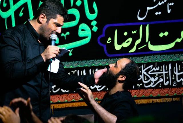 حاج روح الله بهمنی ظهر شهادت امام صادق 94