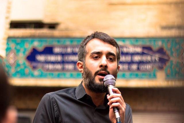 شام شهادت امام صادق کربلایی محمدحسین پویانفر 94