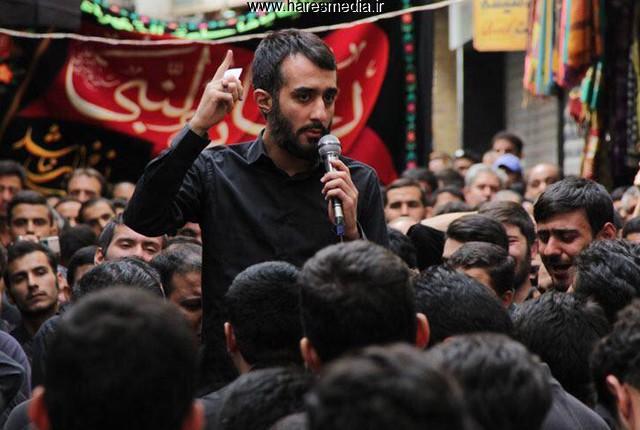 کربلایی محمد حسین پویانفر ظهر شهادت امام صادق ۹۴