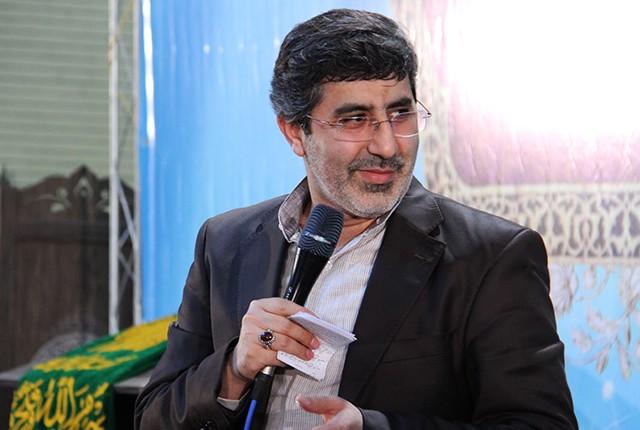 حاج محمد طاهری شب ولادت حضرت معصومه 94