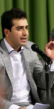غروب فرشچیان ... ! :: شعر خوانی حمیدرضا برقعی