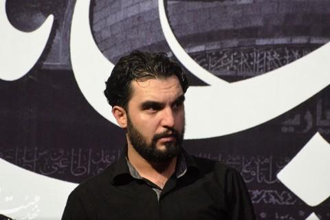 حاج حمید علیمی اربعین شهادت امام علی 94
