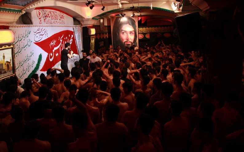 حاج حمید قلیچ خانی جلسه هفتگی 28 مرداد 94