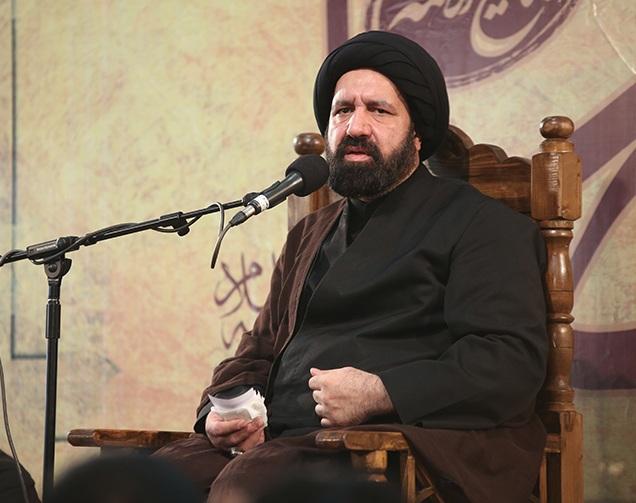 سخنرانی حجت الاسلام و المسلمین سید احمد دارستانی