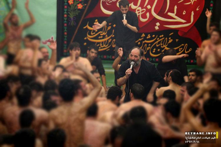کربلایی نریمان پناهی شهادت حضرت زینب