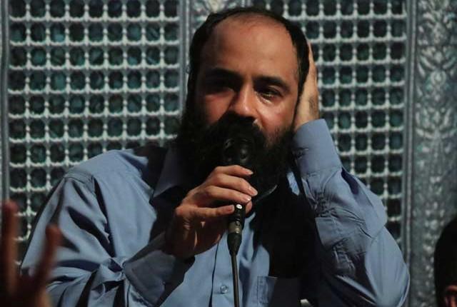 حاج عبدالرضا هلالی جلسه هفتگی 20 شهریور 94