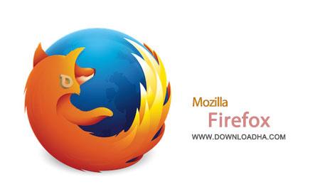 دانلود آخرین نسخه مرورگر فایرفاکسMozilla Firefox 40.0.3