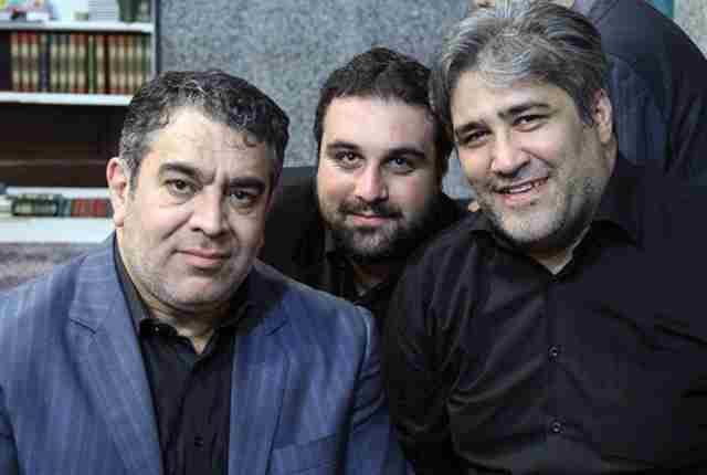 حاج حسن خلج شب شهادت امام جواد 94 تهران