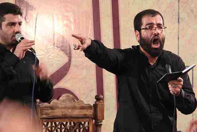 حاج حسین سیب سرخی هفتگی 11 شهریور 94