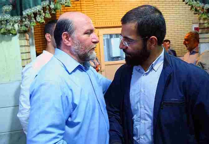 حاج حسین سیب سرخی جلسه هفتگی 7 شهریور 94