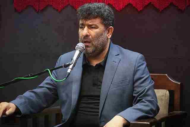 حاج سعید حدادیان ایام شهادت امام باقر 94