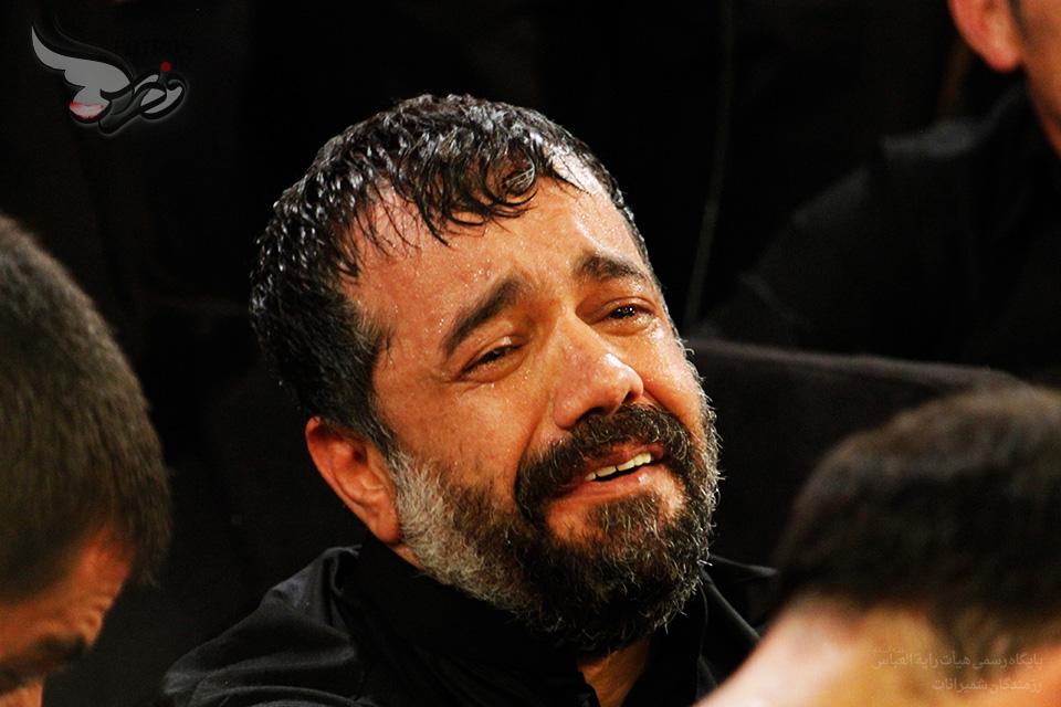 حاج محمود کریمی شب شهادت امام باقر 94