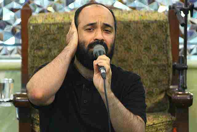 حاج عبدالرضا هلالی جلسه هفتگی 4 مهر 94
