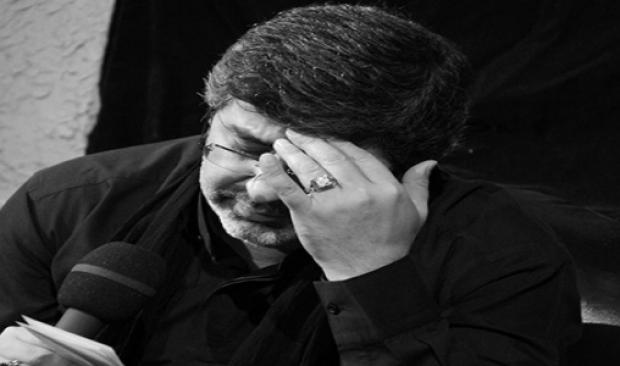 حاج محمد رضا طاهری شب بیستم محرم الحرام 92