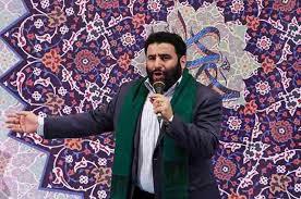 روضه زیبای سید مهدی میرداماد در شب پنجم رمضان۹۴