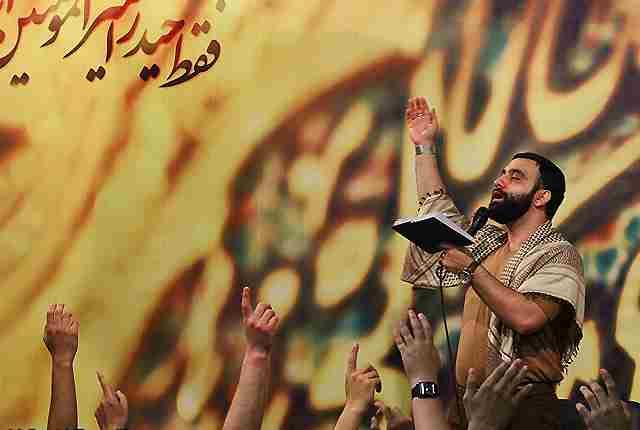 اعلام برنامه مراسمات کربلایی جواد مقدم مهرماه 94