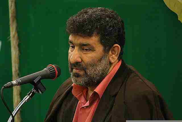 برنامه مراسمات هفتگي حاج سعيد حدايان مهر 94