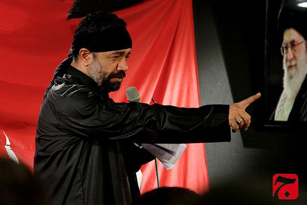 دانلود نوحه و روضه حاج محمود کریمی شب نهم محرم ۹۳ ( دانلود مراسم کامل شب تاسوعا )