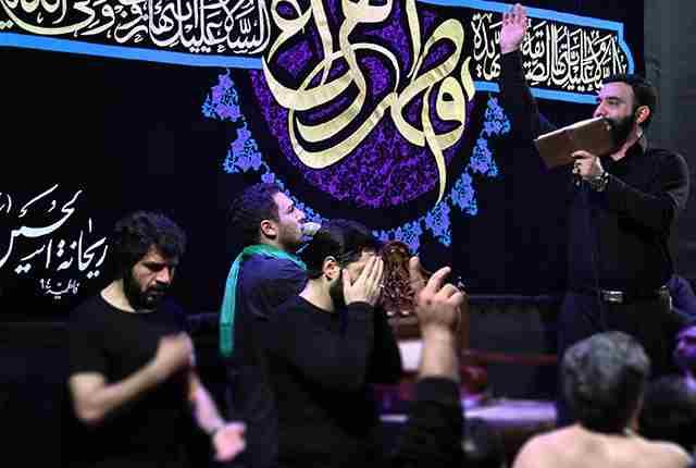 کربلایی جواد مقدم شب دوم محرم الحرام 92