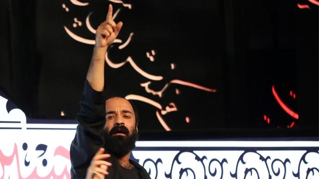 حاج عبدالرضا هلالی شب عاشورا محرم الحرام 92