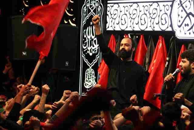 حاج عبدالرضا هلالی شب تاسوعا محرم الحرام 92
