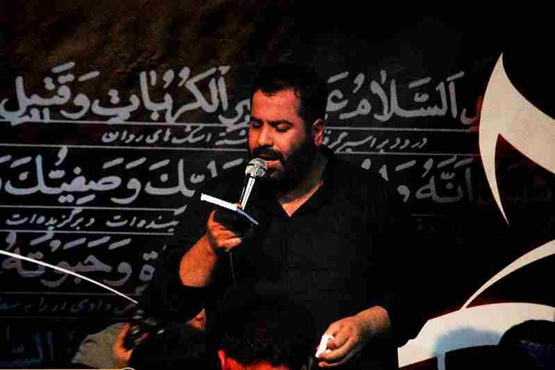 حاج محمدرضا بذری-دهه اول محرم الحرام سال ۹۲ -انتشار نهایی