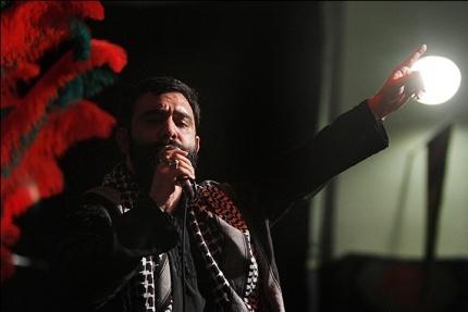 دانلود مداحی کربلایی جواد مقدم محرم ۹۳ هیئت خادم الرضا