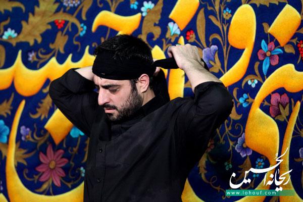 دانلود مداحي حاج سيد مجيد بني فاطمه شب اول محرم 94