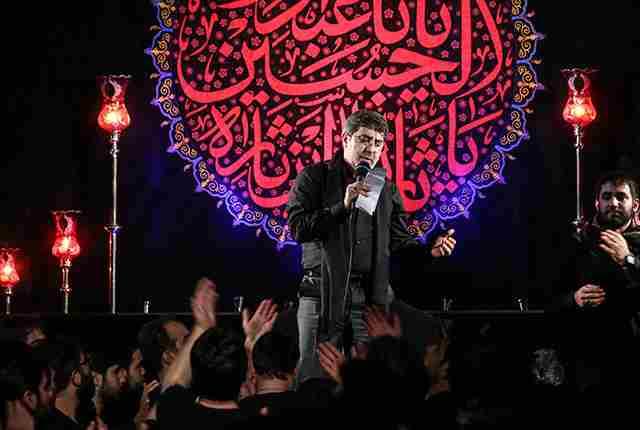 دانلود مداحي حاج محمد رضا طاهري شب دوم محرم 94