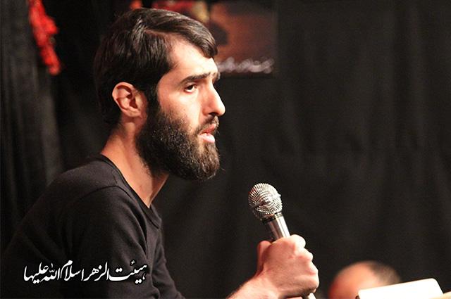 کربلایی سید علی مومنی | جلسه شب اول محرم و الحرام/ 1394