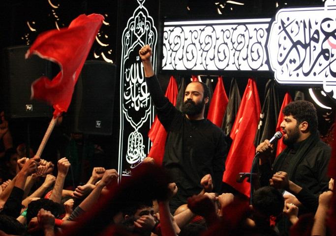 دانلود مراسمات حاج عبدالرضا هلالي شب اول تا ششم محرم94