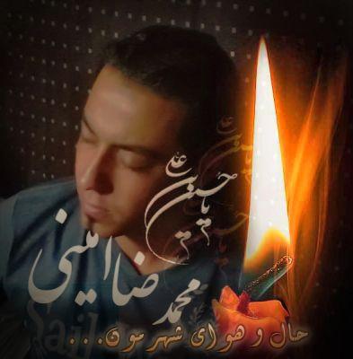 دانلود آهنگ جدید محمدرضا امینی بنام حال و هوای شهرمون